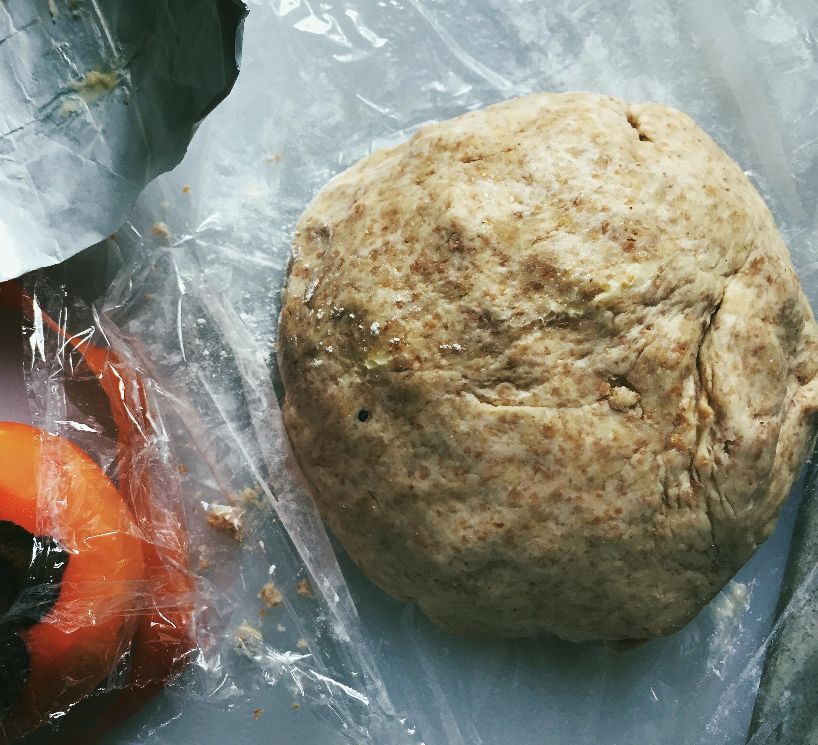 Persimmons Gula Melaka Amp Shredded Coconut Galette Xlbcr