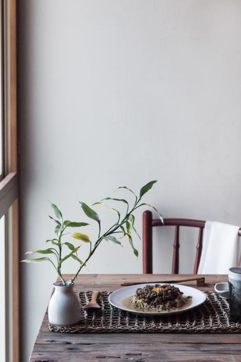 Bonito Brown Rice w/ Yakiniku Iberico Pork
